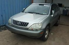 Used Lexus RX 300 2002 Silver for sale