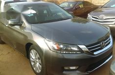 Used Honda Accord 2014 Gray for sale
