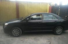 Used Toyota Avensis 2008 Black for sale
