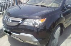 Neat Acura MDX SH-AWD 2008 Black for sale