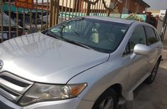 Neat Cheap Nigeria Registered Toyota Venza 2010 Silver for sale