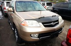 Accra Mdx 2002 Gold for sale