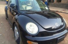 Volkswagen Beetle 2001 Black for sale