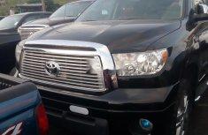 Toyota Tundra 2010 Petrol Automatic Black for sale
