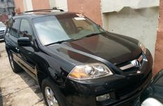 Tokunbo Acura MDX 2006 Black for sale