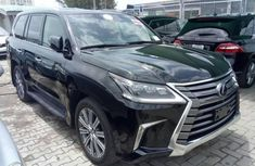 Almost brand new Lexus LX Petrol 2017 for sale