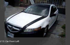 Acura TI 2005 White for sale