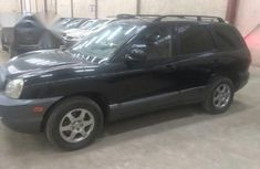 Hyundai Santa Fe 2002 Black for sale