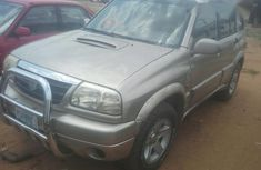 Suzuki Grand Vitara 2002 Gold for sale