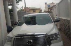 Toyota Tundra 2013 Petrol Automatic White for sale