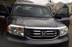 Clean Honda Pilot 2012 Gray For Sale