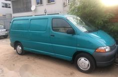 Tokunbo Toyota Hiace 2003 Green for sale