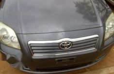 Tokunbo Toyota Avensis 2005 Gray for sale