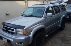 Toyota 4 Runner 2000 Silver for sale