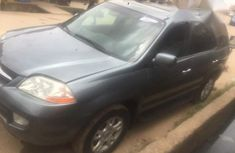 Acura MDX 2003 Gray for sale