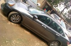 Clean Honda Accord 2011 Gray For Sale