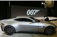 Top 10 classic cars driven in James Bond's movies - Part 2