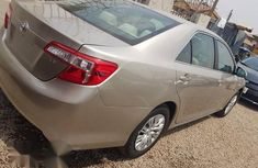 Mint Clean Toyota Camry 2013 Gold for sale