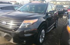 Ford Explorer 2010 Black for sale