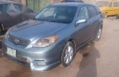 Toyota Matrix 2003 Blue for sale