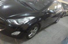 Hyundai Elantra 2011 Black for sale
