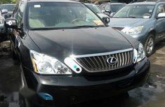 Lexus RX350 2009 Black for sale