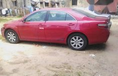 Toyota Camry V6 2008 Red For Sale