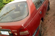 Nissan Sunny 1996 Red for sale