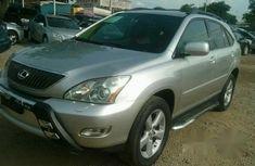 Direct Tokunbo Lexus RX330 2009 Silver for sale