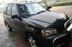 Neat Honda CR-V 2000 Black for sale