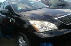 Lexus Rx 350 2006 Black for sale