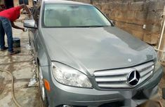 Tokunbo Mercedes-Benz C300 2010 Green for sale