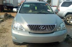 Lexus RX350 2008 Silver for sale