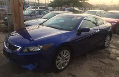 Honda Accord 2010 Petrol Automatic Blue for sale