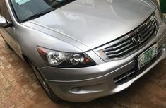 Fresh Honda Accord 2010 Silver for sale
