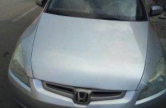 Honda Accord 2005 Silver for sale
