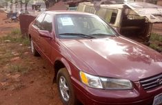 Toyota Camry 1998 Red for sale