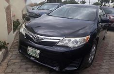 Nigerian Used Toyota Camry 2012 Black for sale