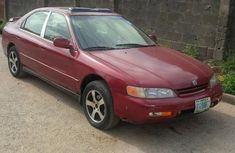 Honda Accord 1997 Red for sale