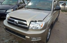 Almost brand new Toyota 4-Runner Petrol 2005 for sale