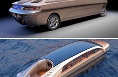 The ₦720 million limousine can run on both land and water