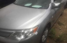 Toyota Camry 2012 Gray for sale