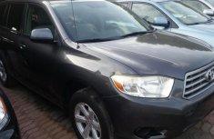 2009 Toyota Highlander Petrol Automatic for sale