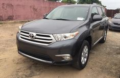 2012 Toyota Highlander for sale in Lagos