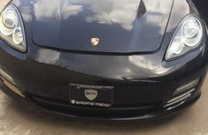 Porsche Panamera 2011 Black for sale