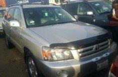 2007 Toyota Highlander Petrol Automatic for sale