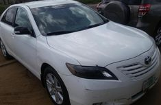 Toyota Camry 2009 Petrol Automatic White for sale