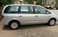 Volkswagen Sharan 2000 Silver for sale