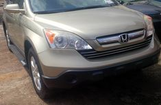 HONDA CRV 2012 BROWN FOR SALE