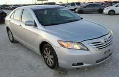 Camry Toyota 2008 Silver for sale